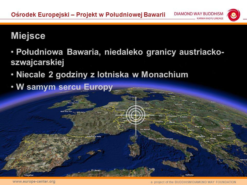 Ośrodek Europejski – Projekt w Południowej Bawarii