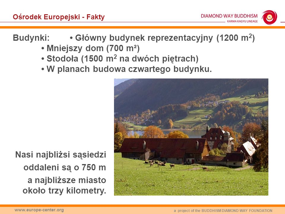 Ośrodek Europejski - Fakty