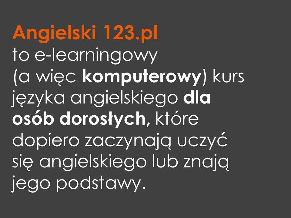 Angielski 123.pl
