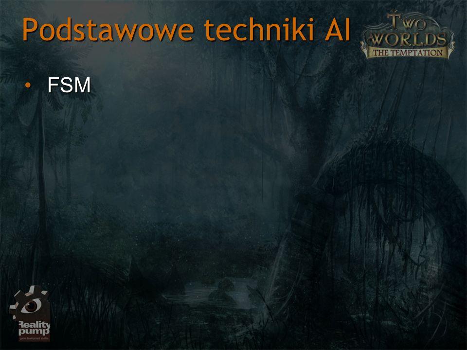 Podstawowe techniki AI