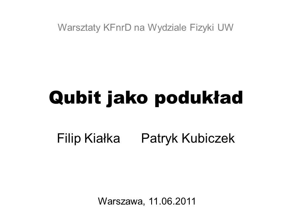 Filip Kiałka Patryk Kubiczek