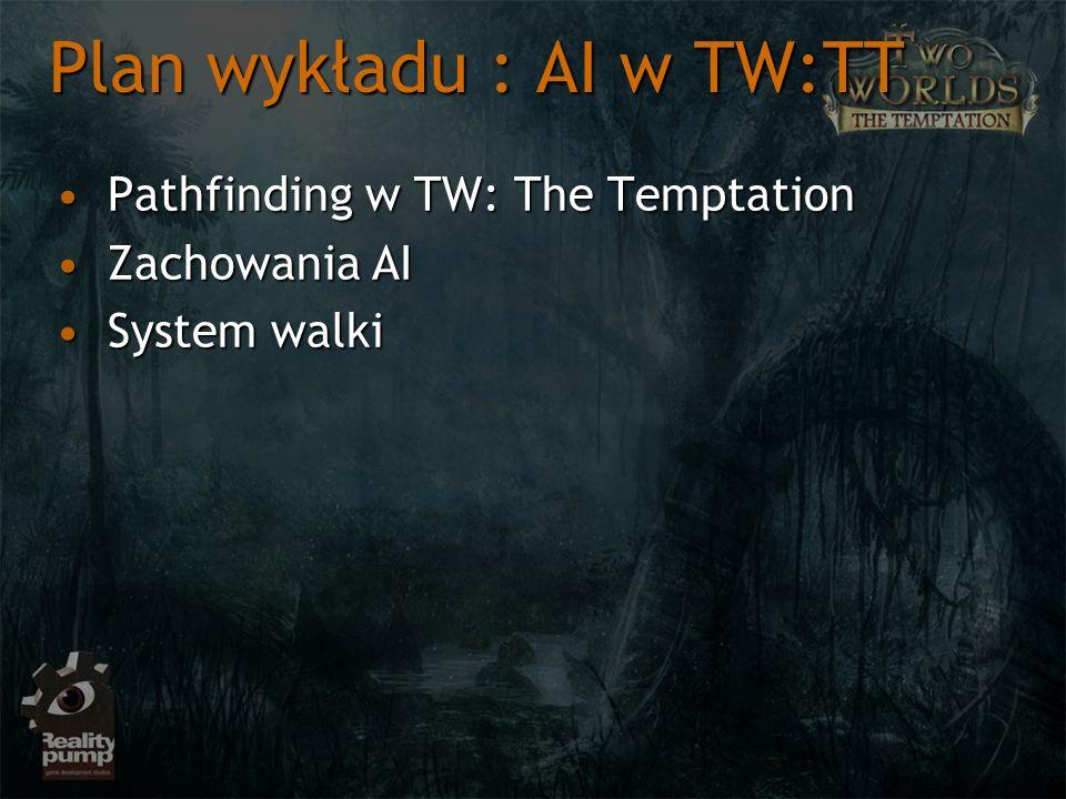 Plan wykładu : AI w TW:TT