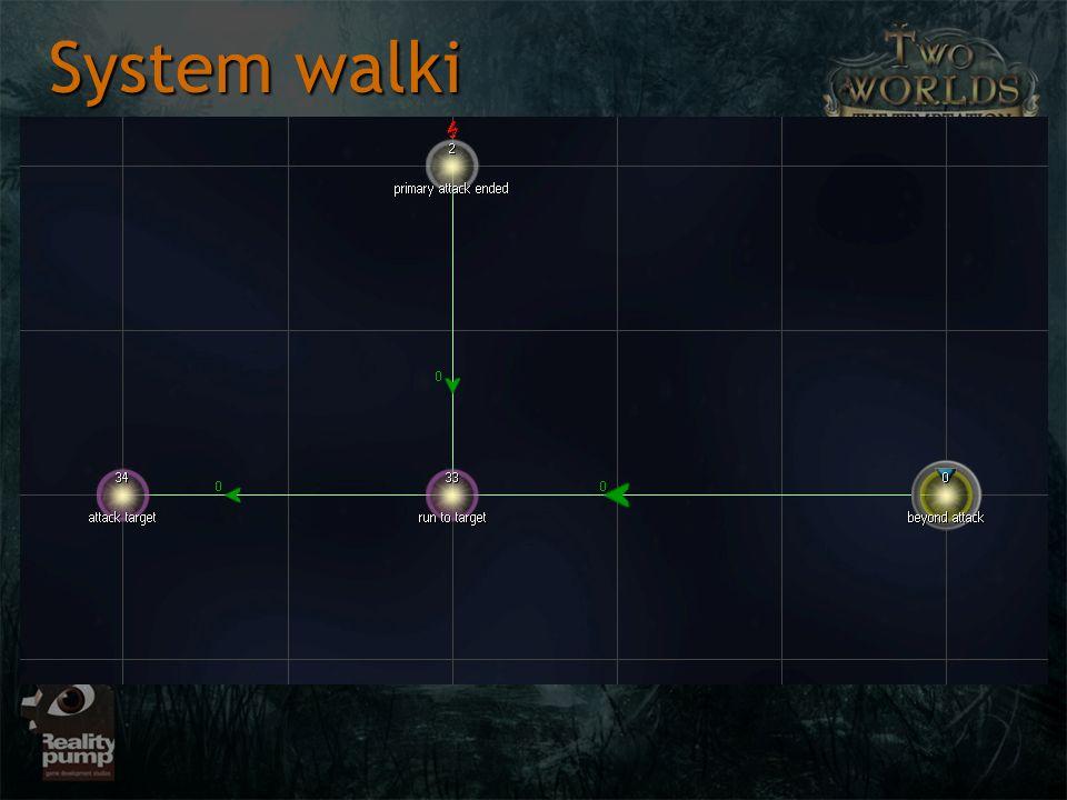 System walki