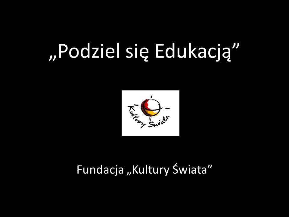 """""""Podziel się Edukacją"""