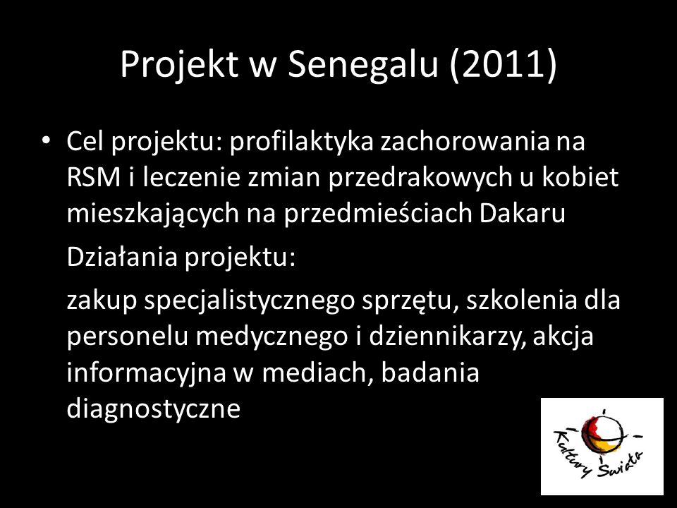 Projekt w Senegalu (2011)