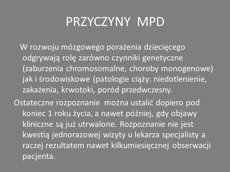 PRZYCZYNY MPD
