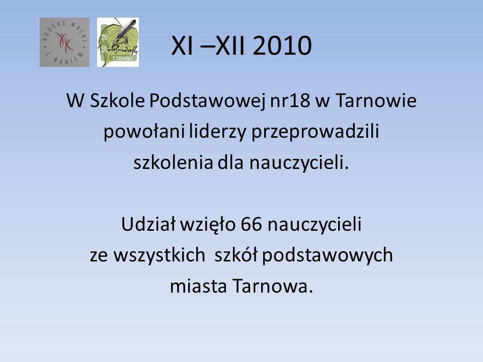 XI –XII 2010