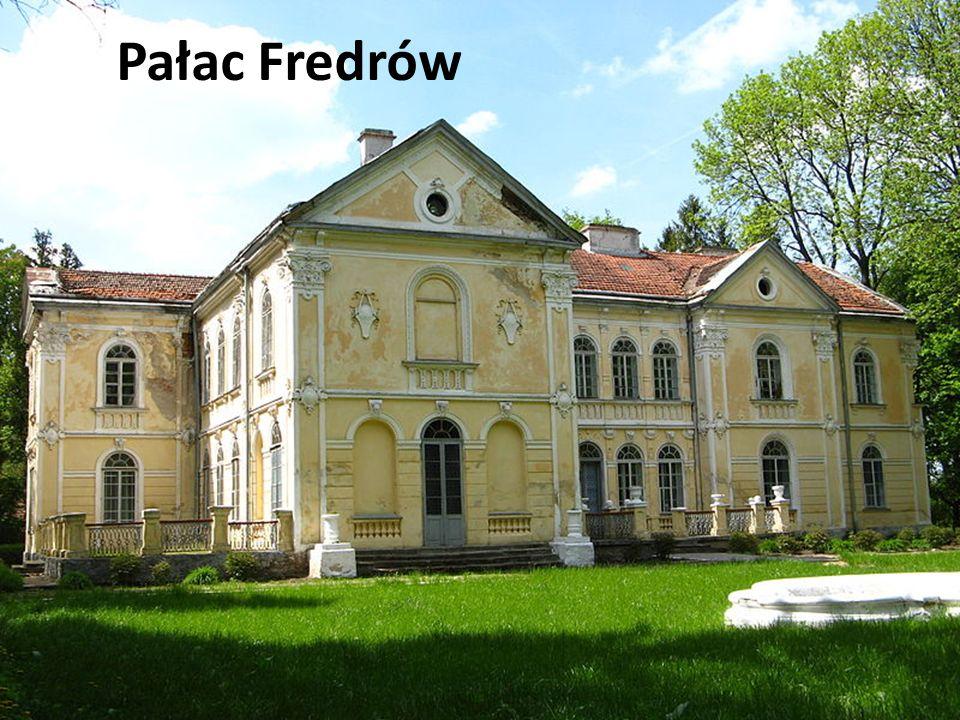 Pałac Fredrów