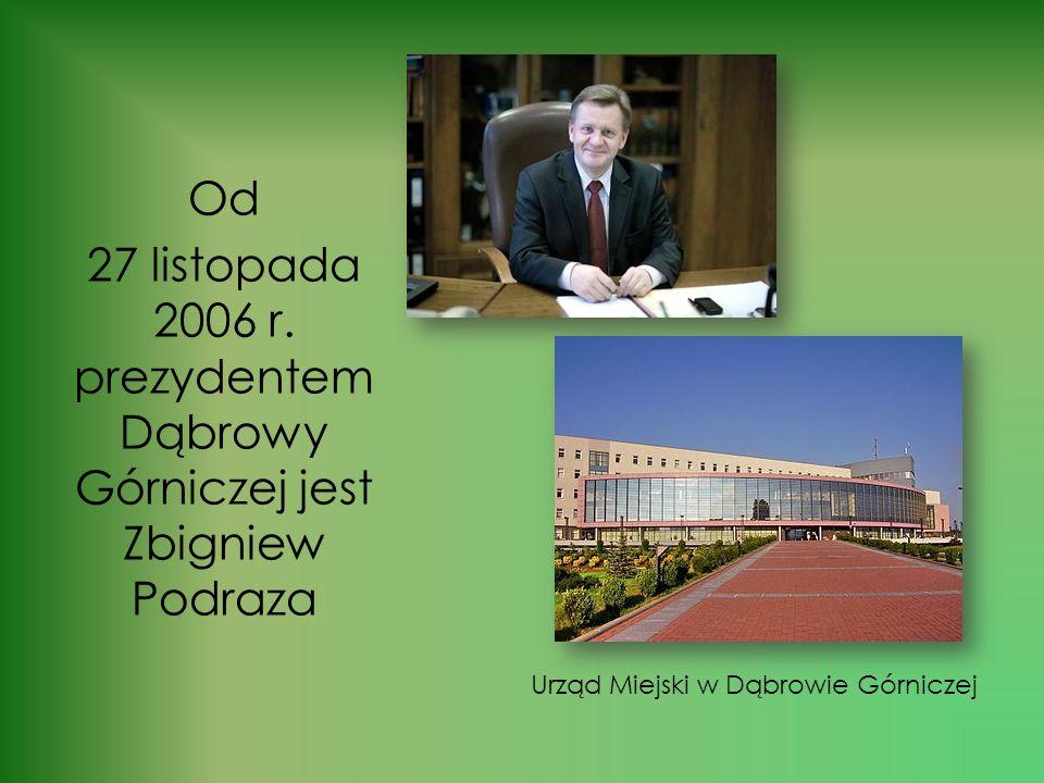 Urząd Miejski w Dąbrowie Górniczej
