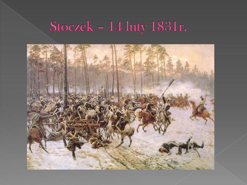 Stoczek – 14 luty 1831r.