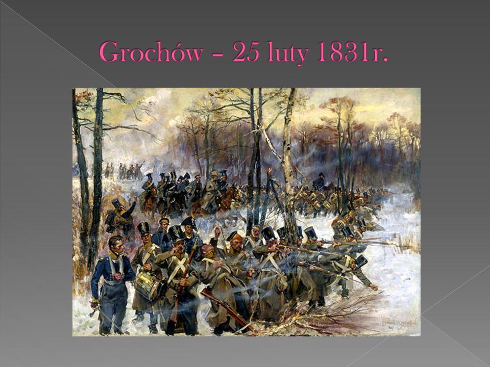 Grochów – 25 luty 1831r.