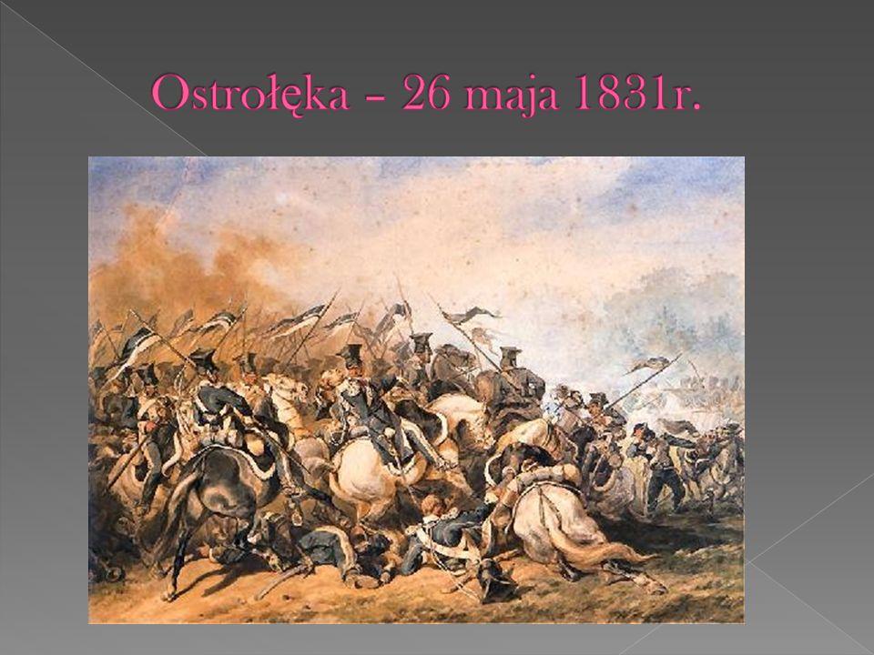 Ostrołęka – 26 maja 1831r.