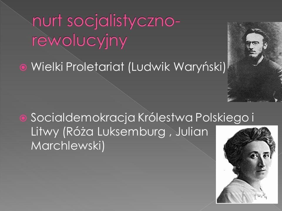 nurt socjalistyczno-rewolucyjny