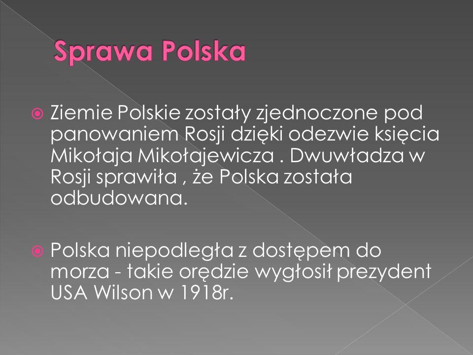 Sprawa Polska