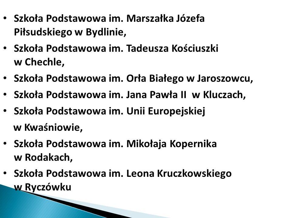 Szkoła Podstawowa im. Marszałka Józefa Piłsudskiego w Bydlinie,