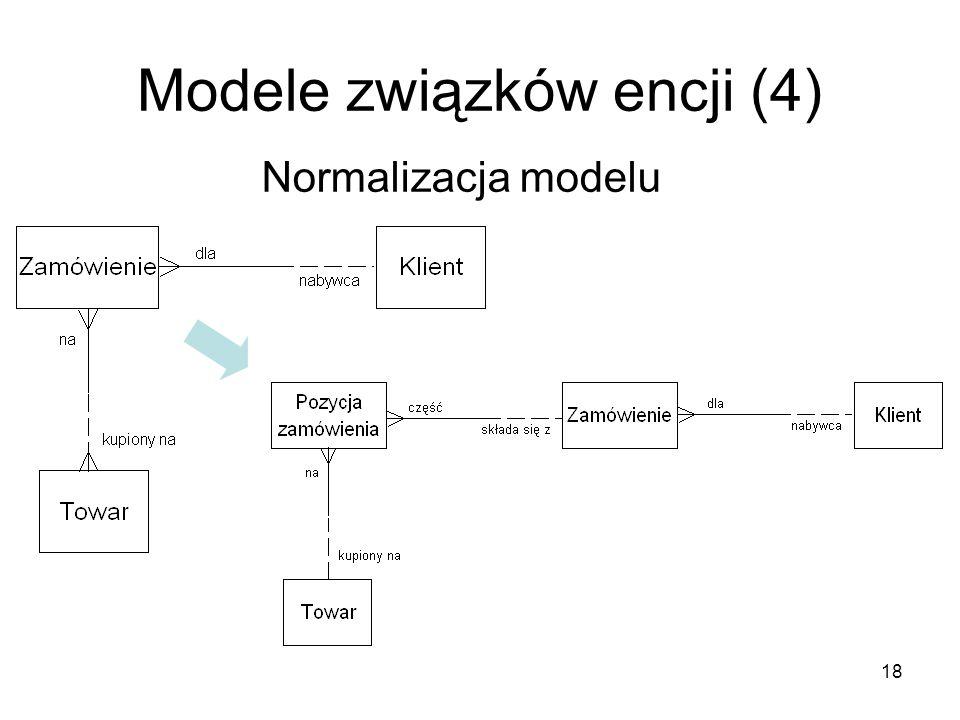 Modele związków encji (4)
