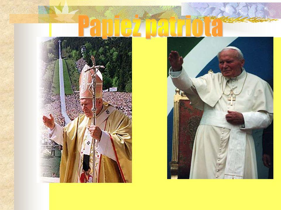 Papież patriota