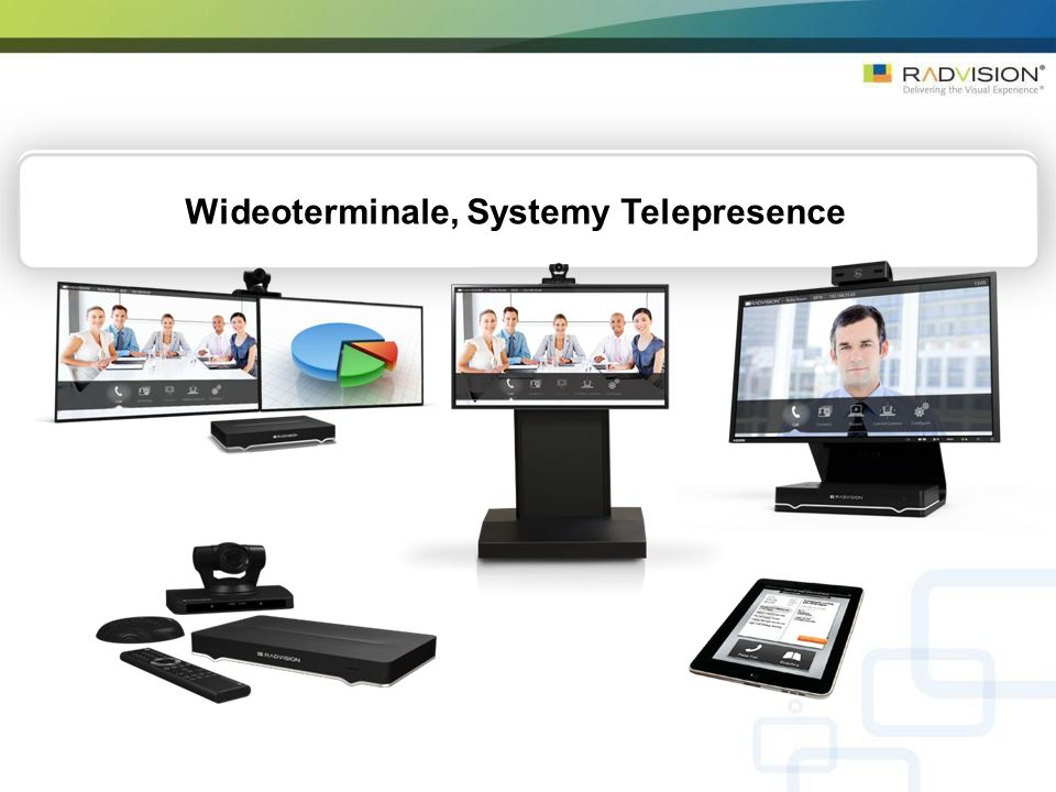 Wideoterminale, Systemy Telepresence