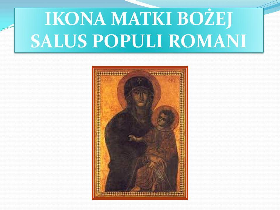 IKONA MATKI BOŻEJ SALUS POPULI ROMANI