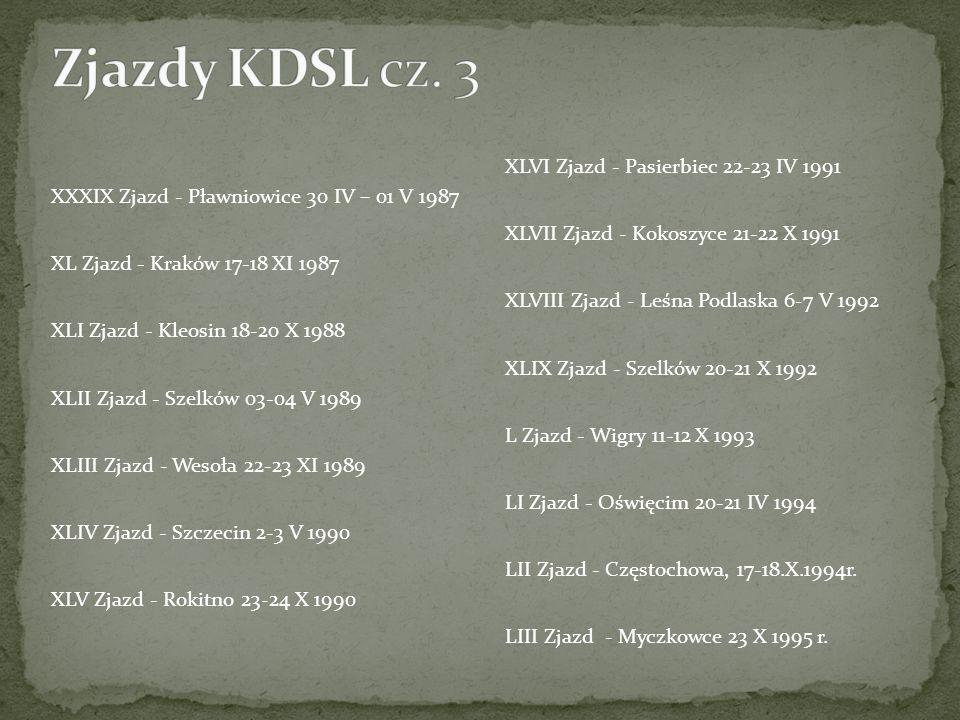 Zjazdy KDSL cz. 3