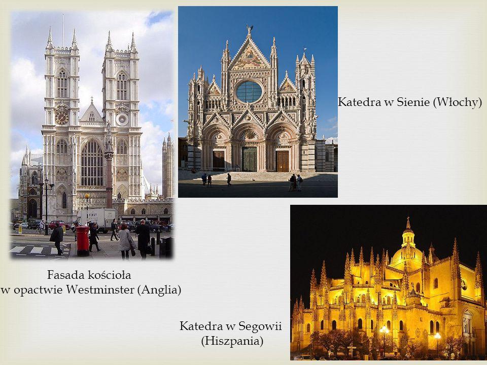 Katedra w Sienie (Włochy)