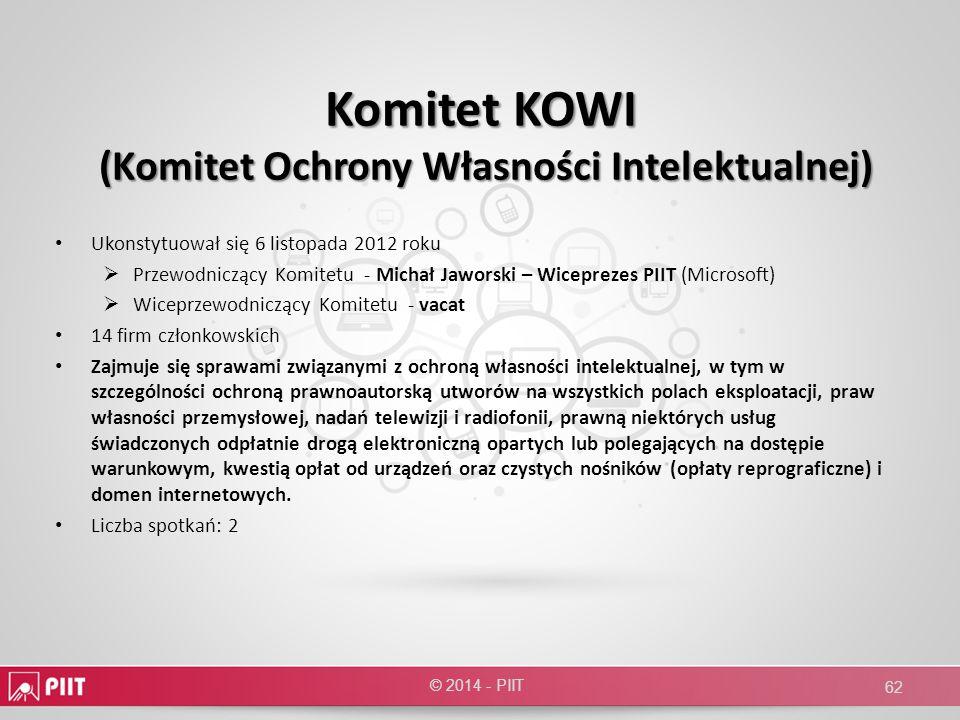 Komitet KOWI (Komitet Ochrony Własności Intelektualnej)