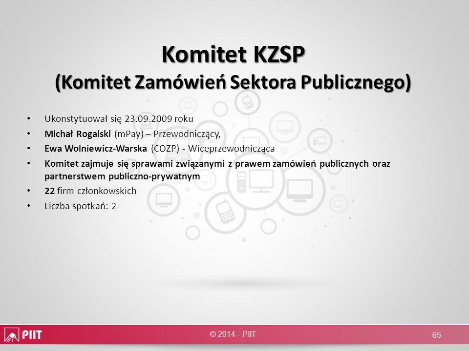 Komitet KZSP (Komitet Zamówień Sektora Publicznego)