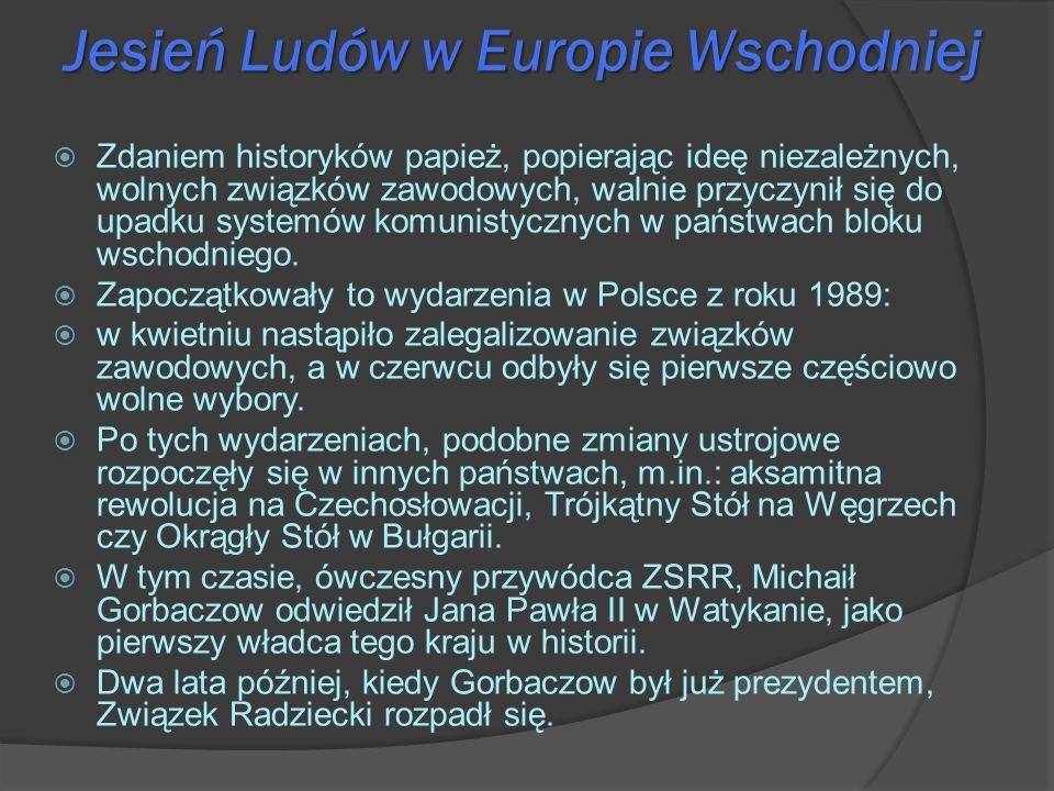 Jesień Ludów w Europie Wschodniej