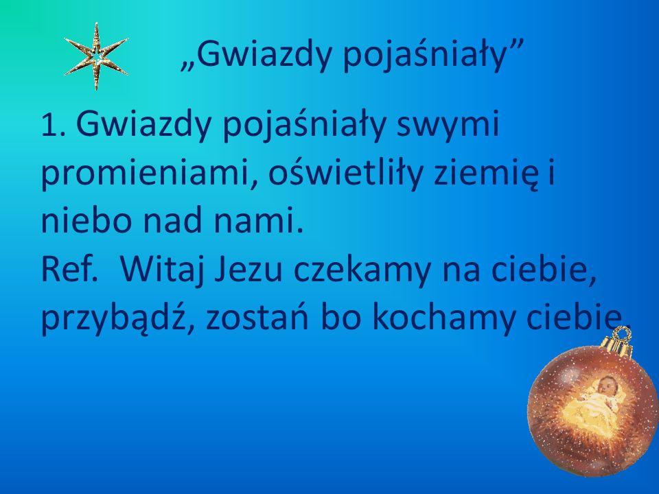 """""""Gwiazdy pojaśniały 1."""