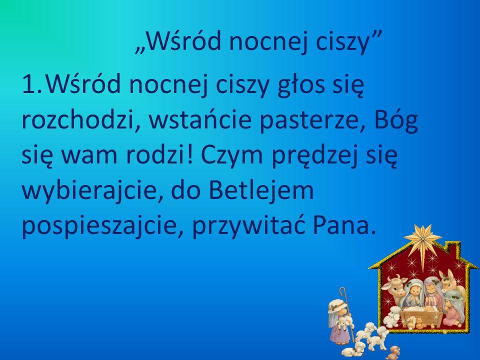"""""""Wśród nocnej ciszy 1."""