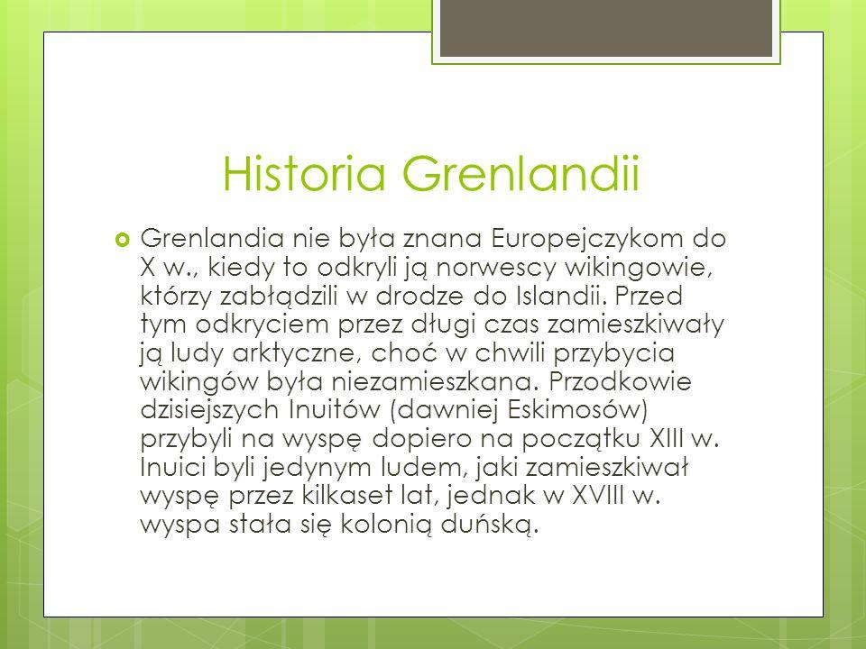 Historia Grenlandii