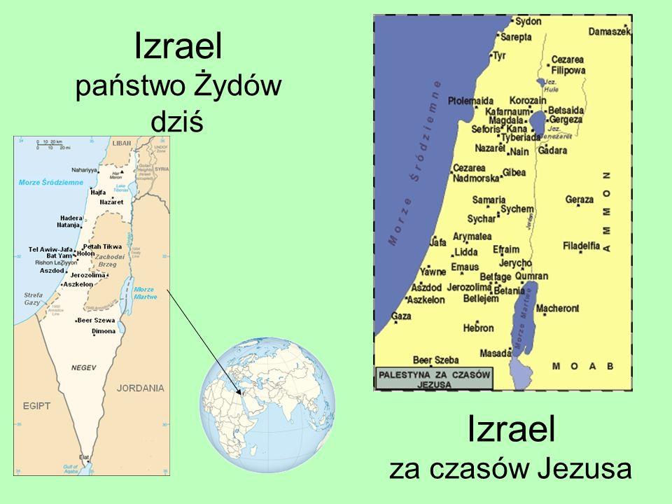 Izrael państwo Żydów dziś