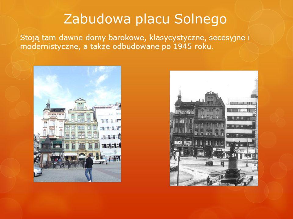 Zabudowa placu Solnego