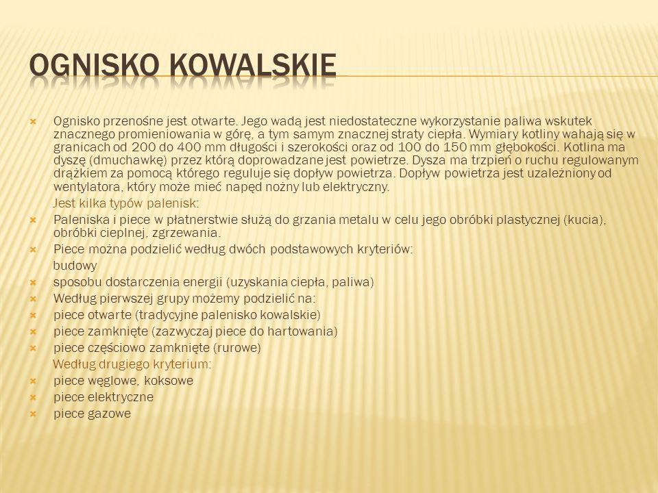 OGNISKO KOWALSKIE