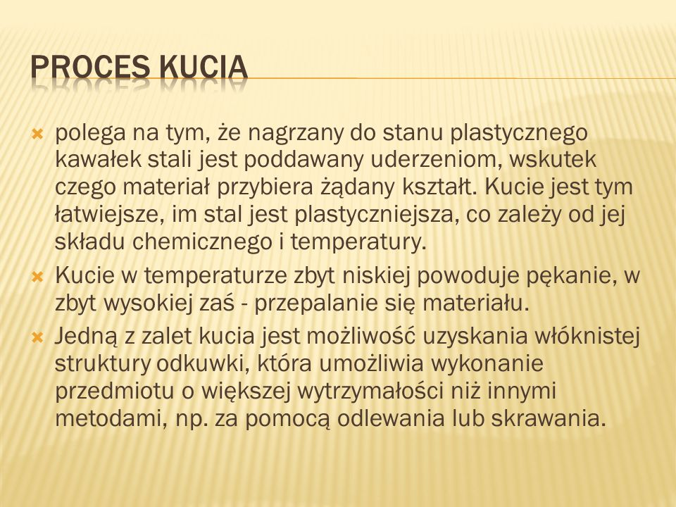 PROCES KUCIA