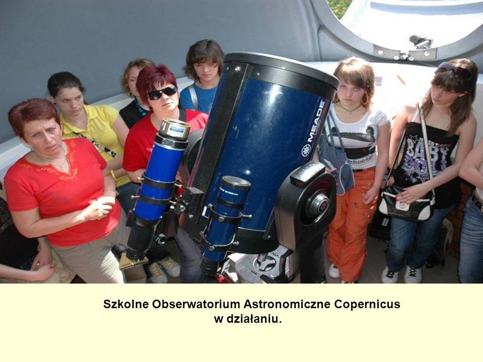 Szkolne Obserwatorium Astronomiczne Copernicus