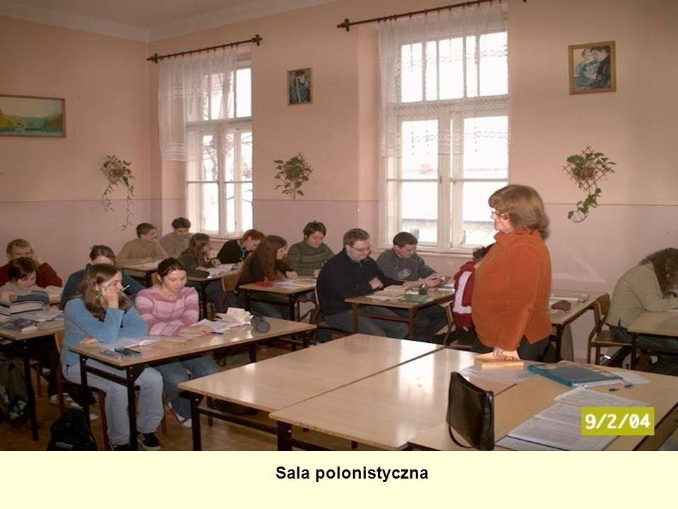 Sala polonistyczna