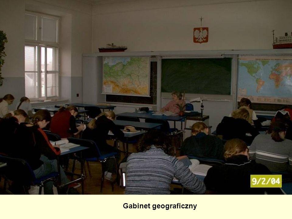 Gabinet geograficzny