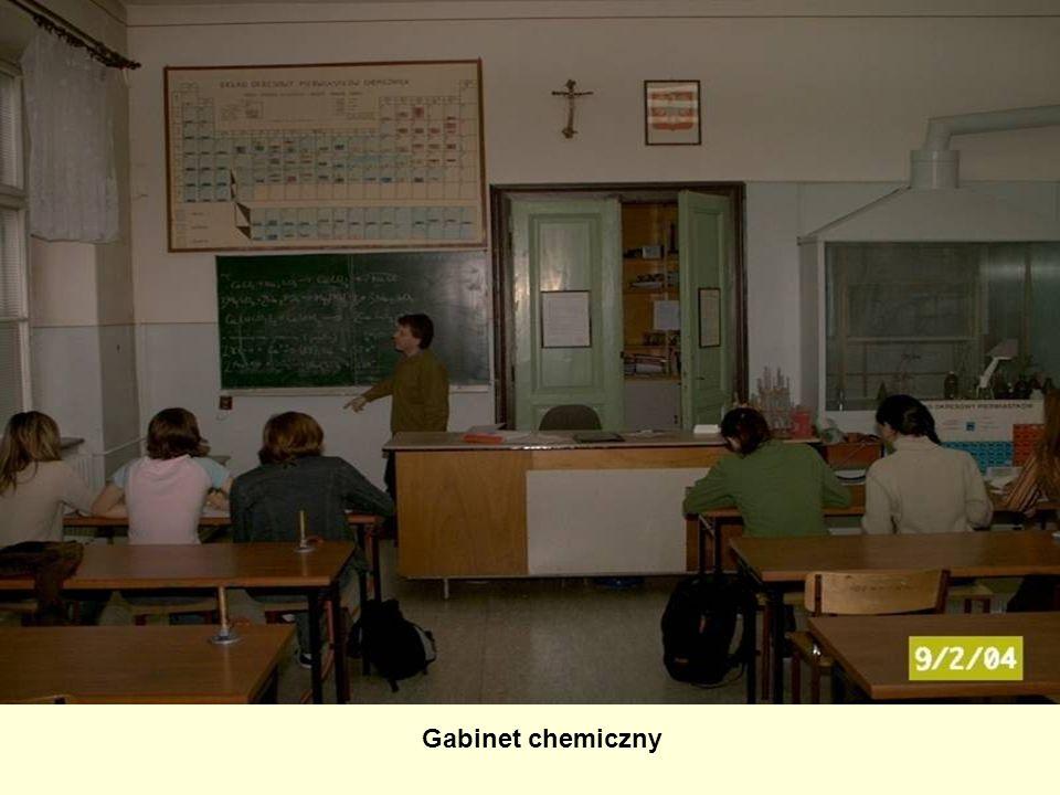 Gabinet chemiczny