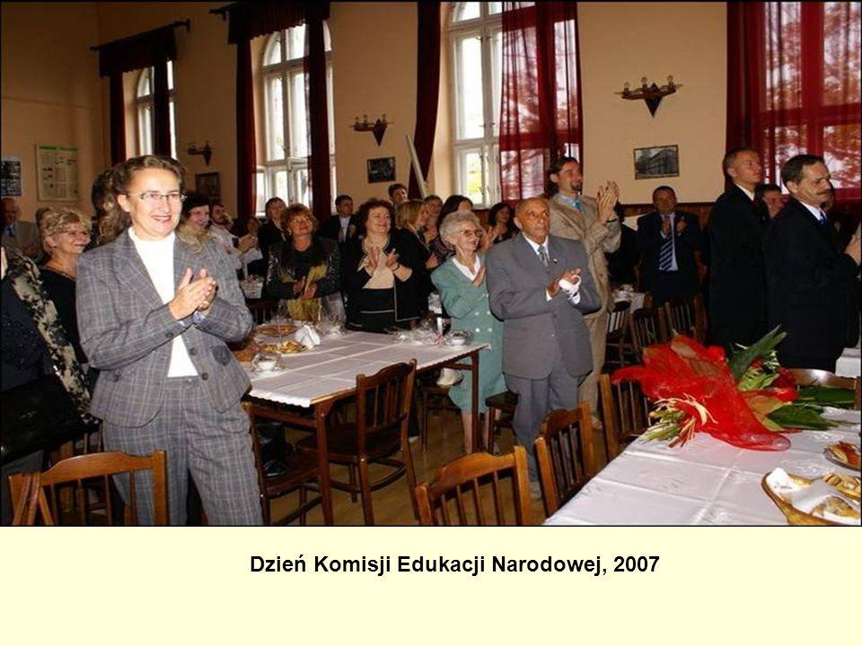 Dzień Komisji Edukacji Narodowej, 2007