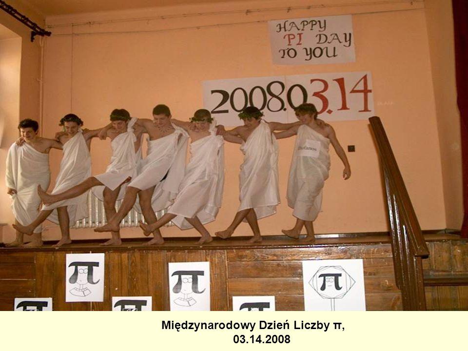 Międzynarodowy Dzień Liczby π,