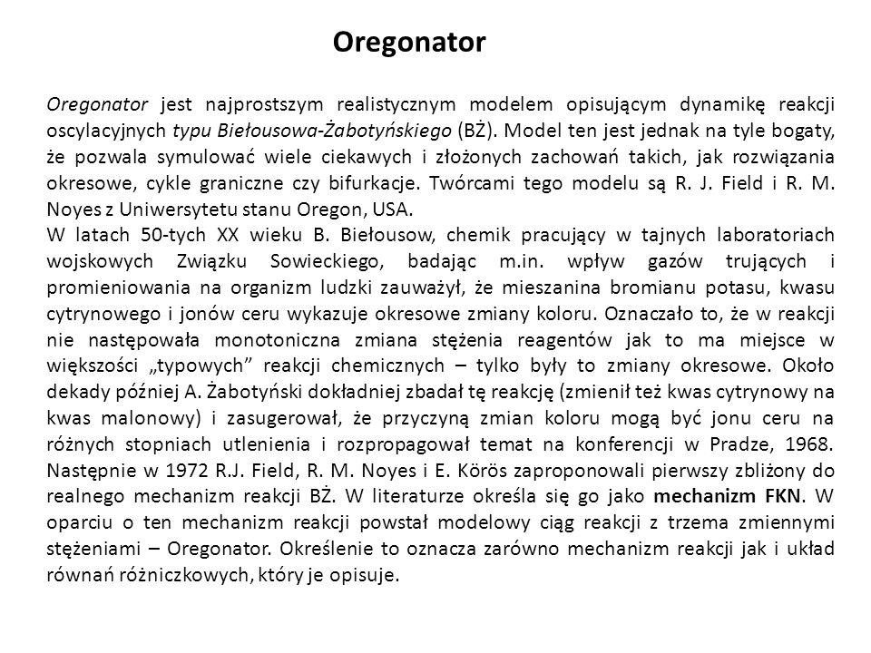 Oregonator
