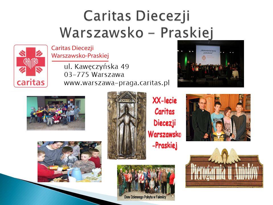 Caritas Diecezji Warszawsko - Praskiej