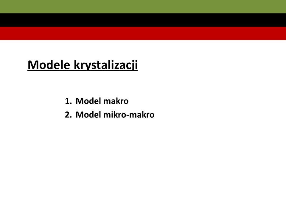 Model makro Model mikro-makro