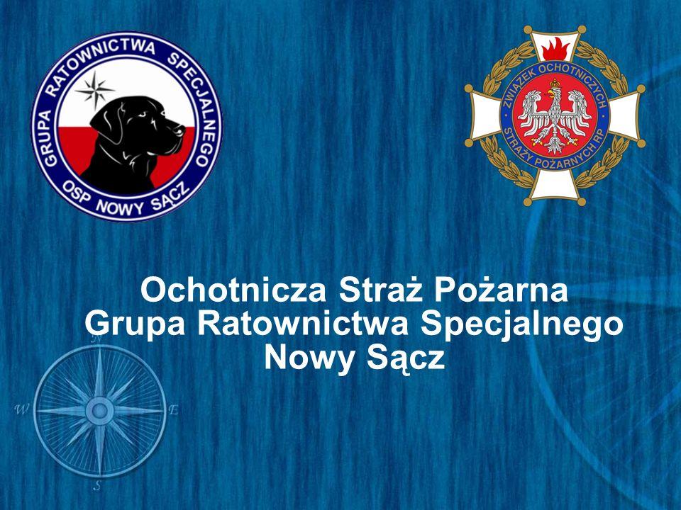 Ochotnicza Straż Pożarna Grupa Ratownictwa Specjalnego Nowy Sącz