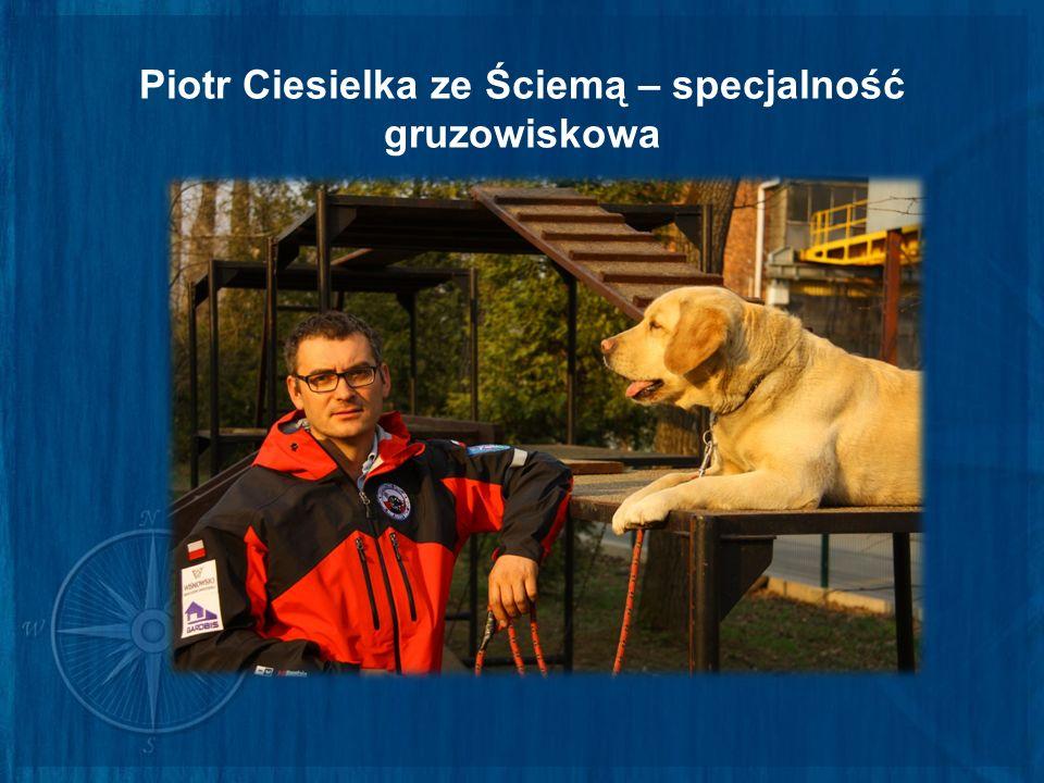 Piotr Ciesielka ze Ściemą – specjalność gruzowiskowa