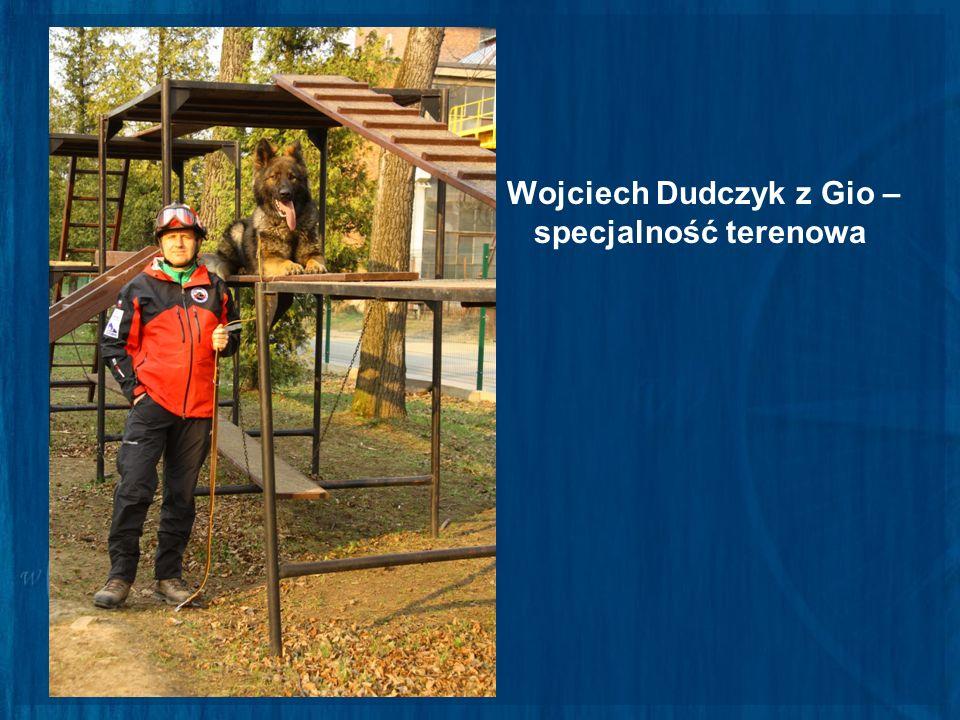 Wojciech Dudczyk z Gio – specjalność terenowa
