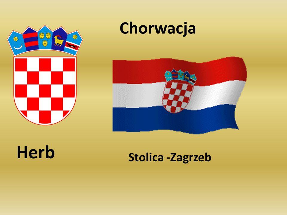 Chorwacja Herb Stolica -Zagrzeb