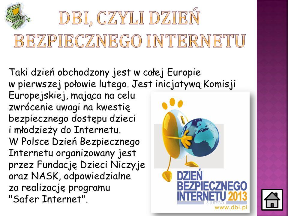 DBI, czyli Dzień Bezpiecznego Internetu