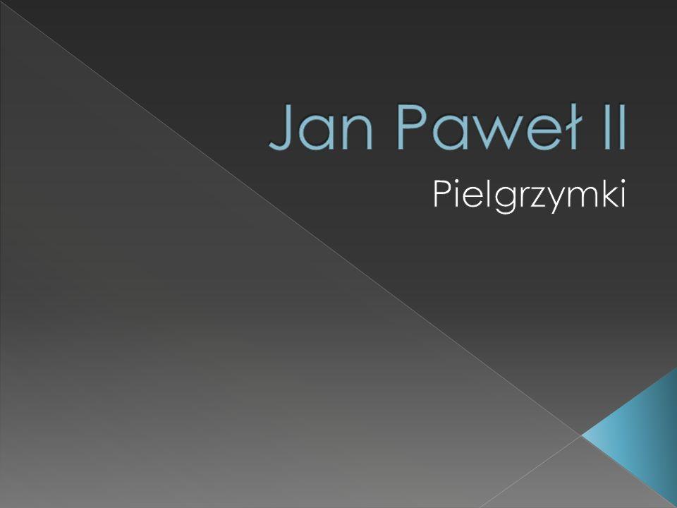 Jan Paweł II Pielgrzymki